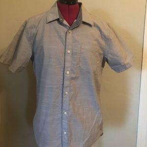 Vans dress shirt
